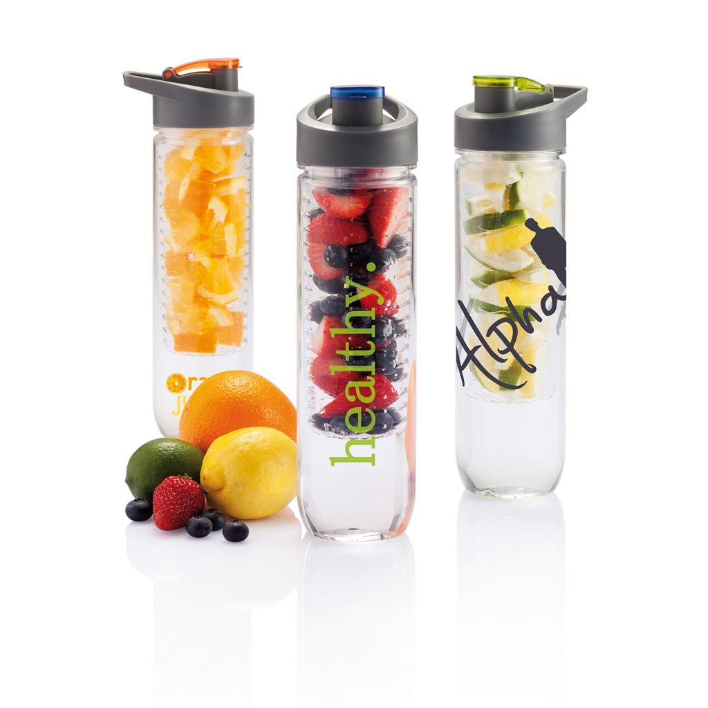 Trinkflasche mit Aromafach - Produktbild