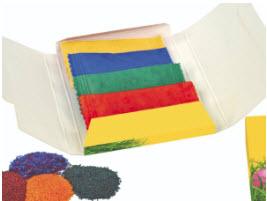 Bunte Eierfarben-Päckchen