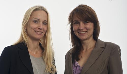 C4 Inga Trautmann und Vanessa Maier