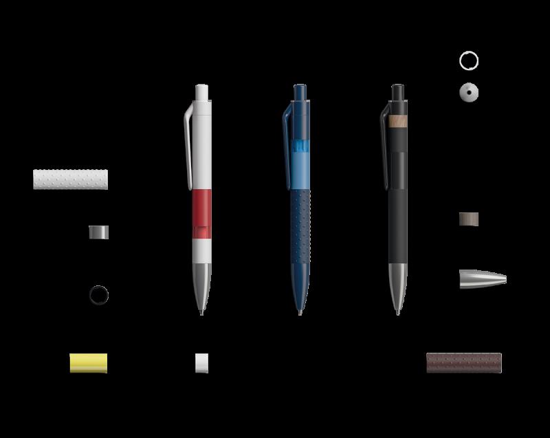 Prodir Identity pen als individuelles Werbemittel