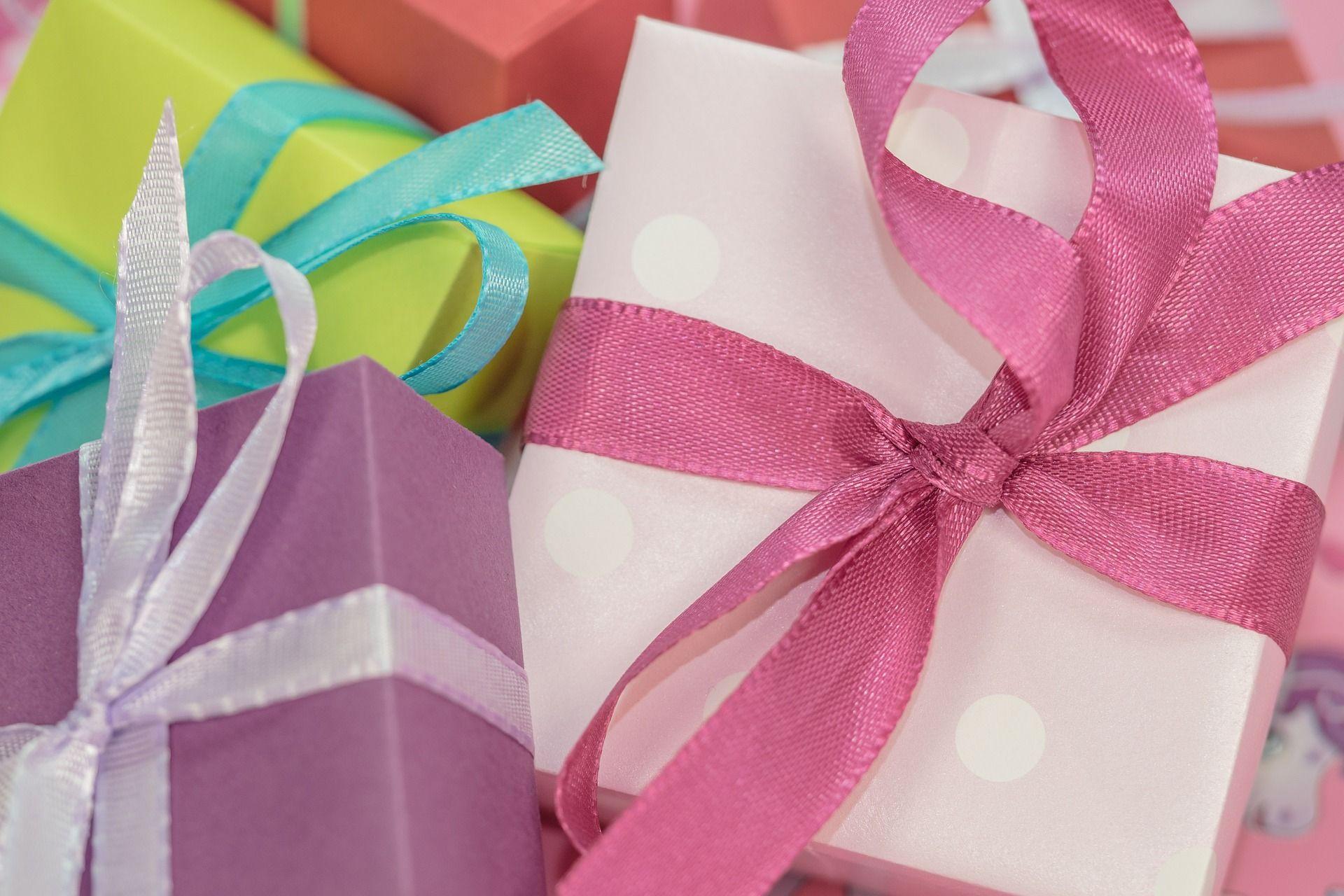 Werbemittel als Geschenk