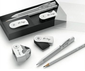 Kugelschreiber-Set als Werbegeschenk - Produktbild