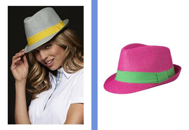Werbetextilien Hut bedrucken