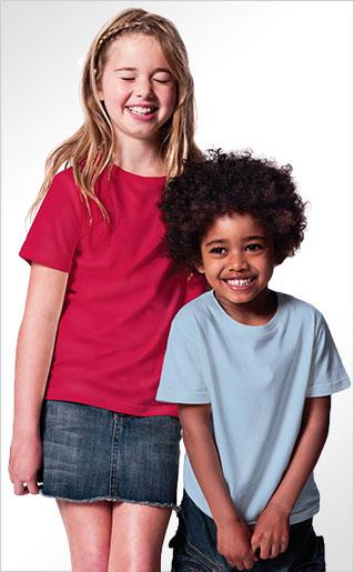 Kids Mode nachhaltige Biotextilien