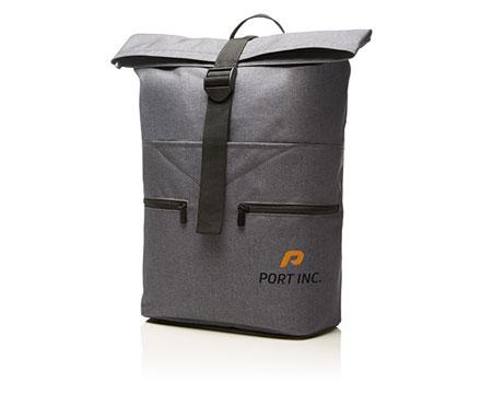 Sportlicher Laptoprucksack mit Ihrem Logo, von Halfar - Produktbild