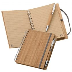 Notizbuch-mit-Bambuscover