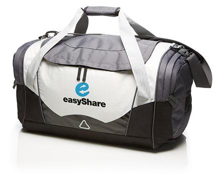 Reise- oder Sporttasche mit Werbeaufdruck - Produktbild