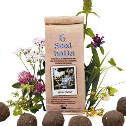 Seedballs als Ostergeschenk