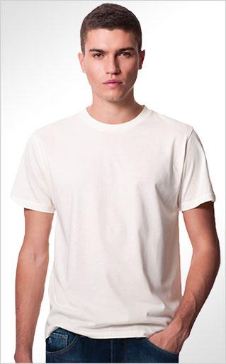 Shirt nachhaltige Biotextilien