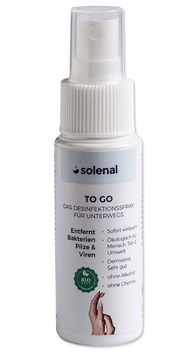 Solenal-Desinfektionsmittel