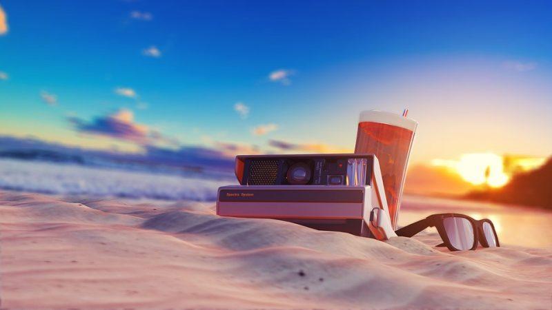 Sommer Sonne Strand Meer