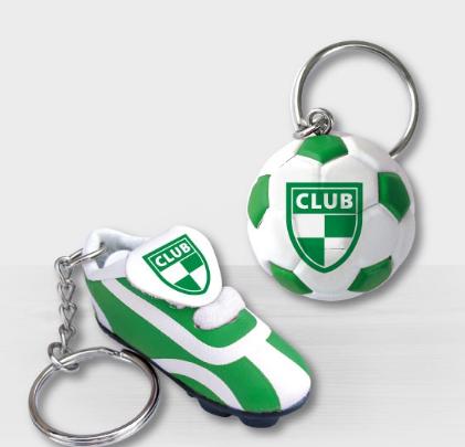 Sportschuh-Schlüsselanhänger - Produktbild