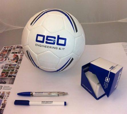 Werbeartikel-Infopen-Fussball-Zettelspender