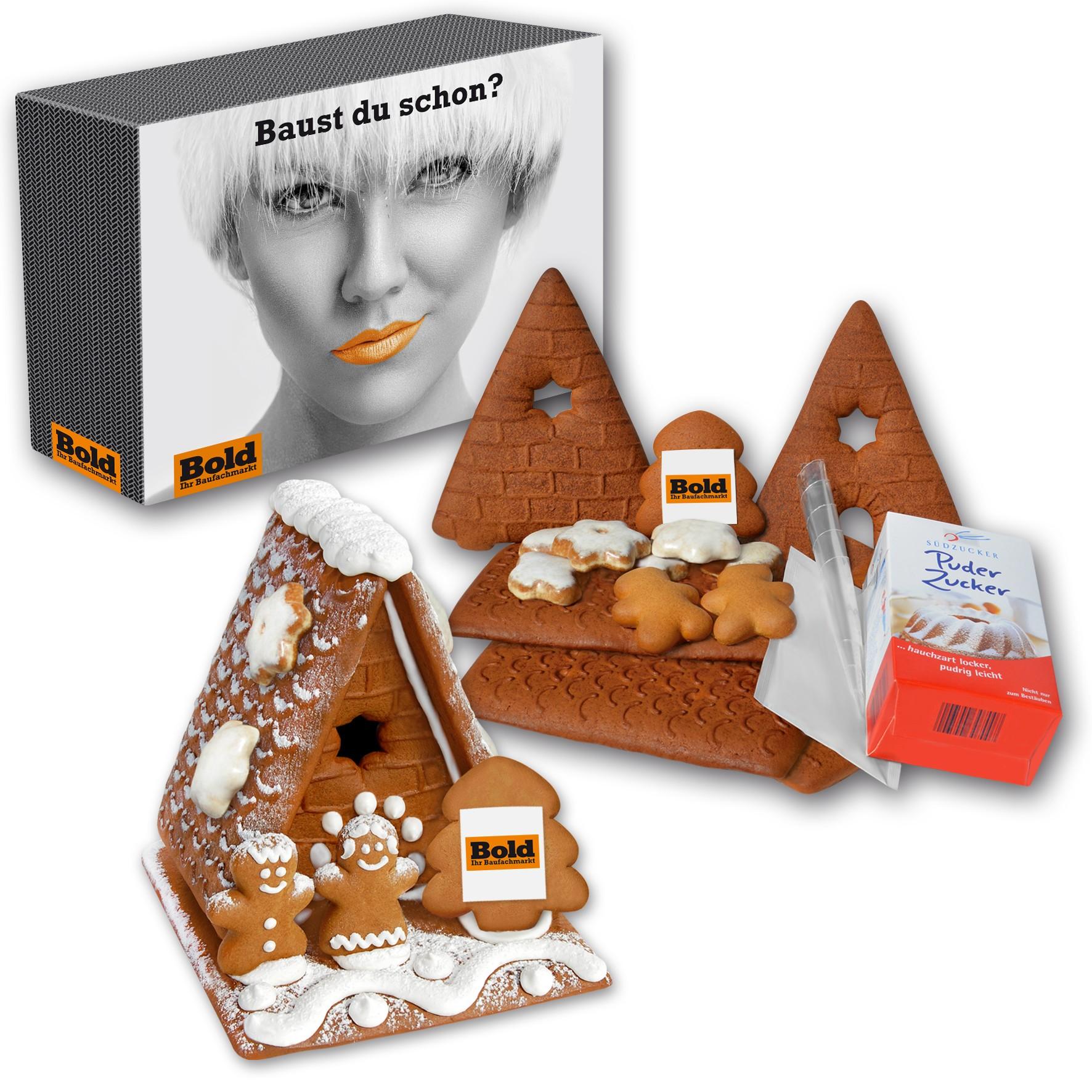 Lebkuchen in Hülle und Fülle - Produktbild