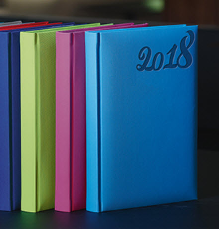 Buchkalender individuell gestaltet - Produktbild
