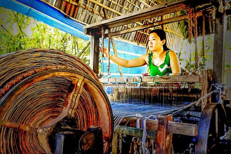 Textilindustrie mit Biotextilien