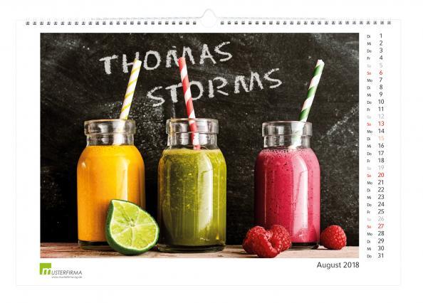 individualisierbarer Fotokalender - Produktbild