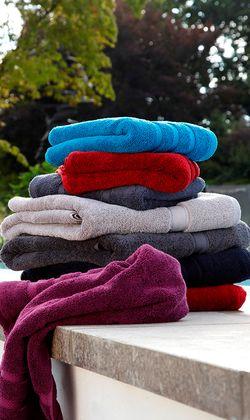 Bademäntel und Handtücher als Werbeartikel - Produktbild