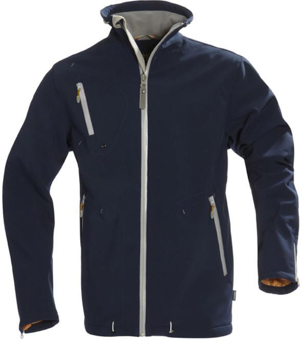 Hochwertige Softshell-Jacke von James Harvest - Produktbild