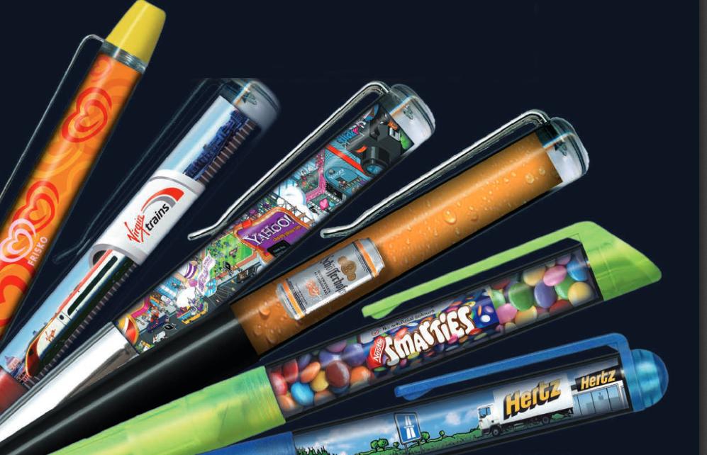 Der Retro Liquid Pen – in Eigengestaltung - Produktbild