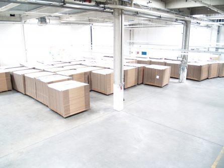 PAL-Box Versand POS-Logistik