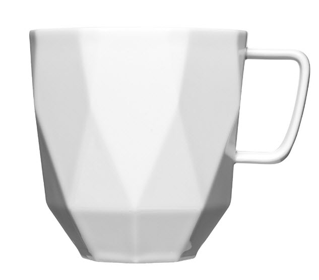 Polygon Tasse - Produktbild