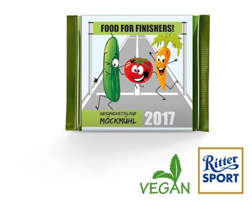 Vegane Schokoladenriegel als Werbeartikel - Produktbild