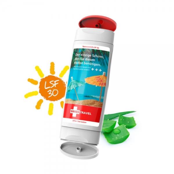 Gebrandeter Sonnenschutz - Produktbild