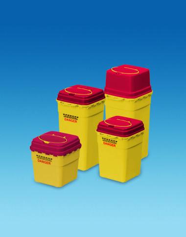 spritzenentsorgungsboxen