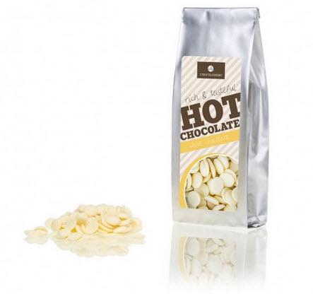 Trinkschokolade in Werbeverpackung - Produktbild