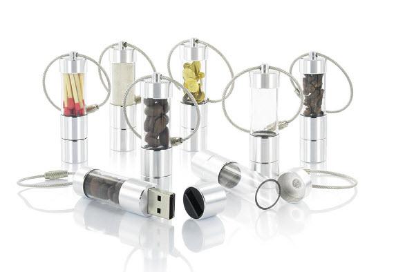 USB-Stick mit Inhalt - Produktbild