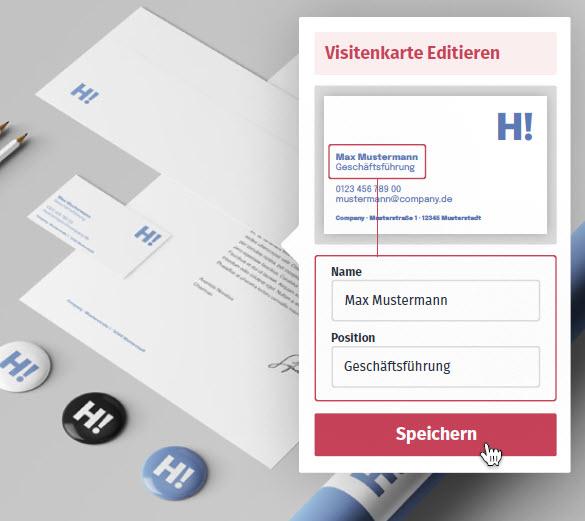 web-to.print visitenkarten