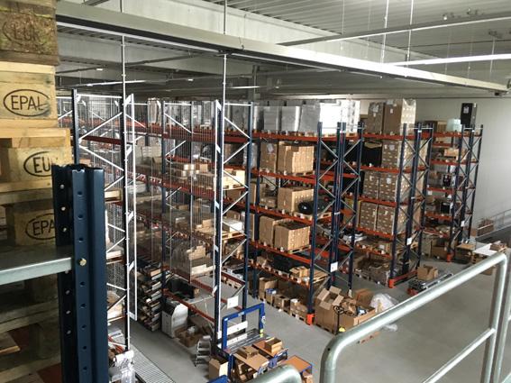 warehouse c4 neufahrn