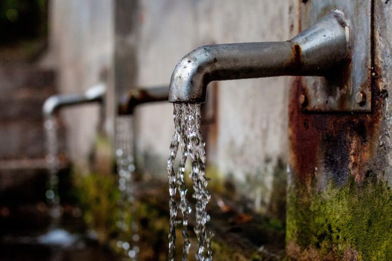 wasser in der werbung