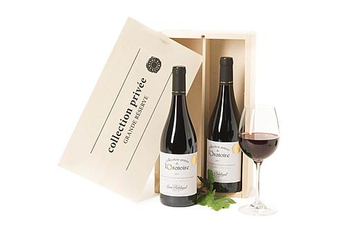 Hochwertige Wein-Geschenke und Schlemmersets - Produktbild